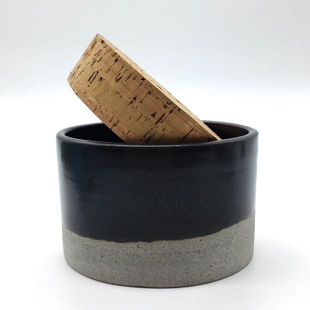 "Canister w/ Classic Cork | 4.5"" x 3"" 