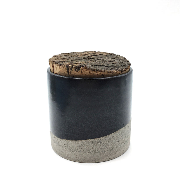 "Canister w/ Classic Cork | 4.5"" x 4.5"" 