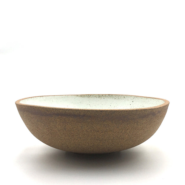 The Designer Bowl was designed to stay in place, on a living room table, a console, a counter or in the kitchen ...