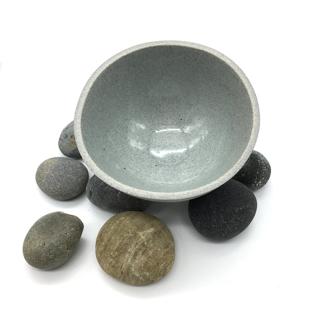 "EB1-G-C | Enoki Bowl | 6"" x 3"" 