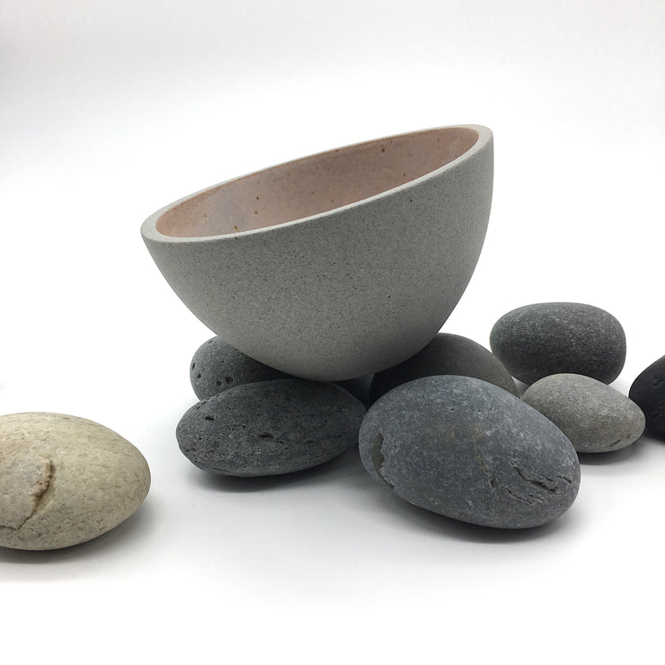 "EB1-G-ER | Enoki Bowl | 6"" x 3"" 