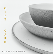 Humble Ceramics GIFT CARD