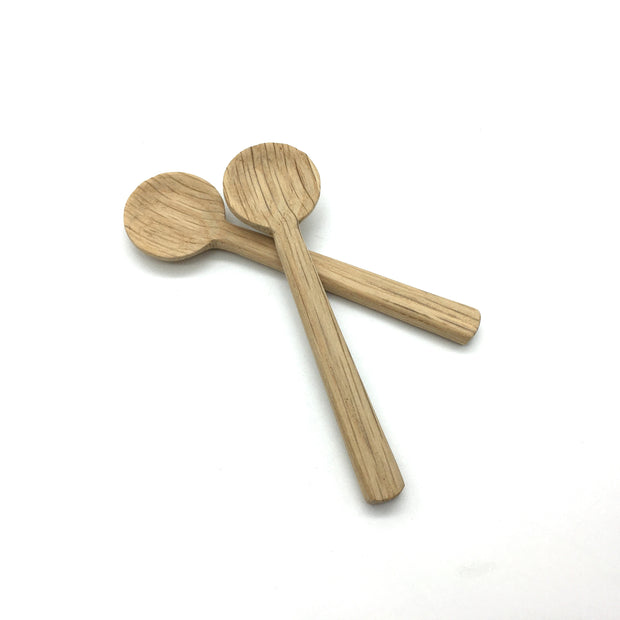 Mini Oak Spoon | 4""