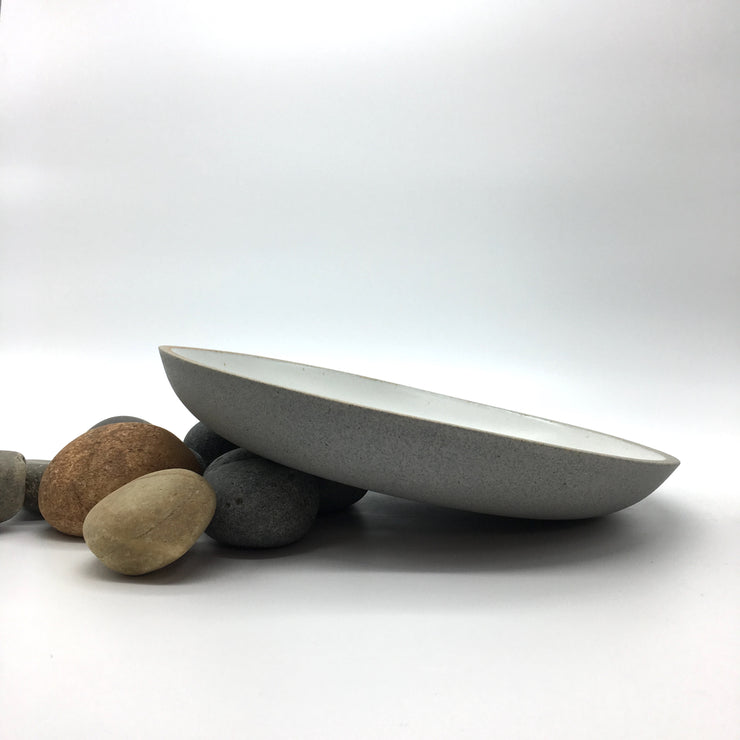 "STB105-G-S | Stillness Bowl (shallow) | 10.5"" x 1.5"" 