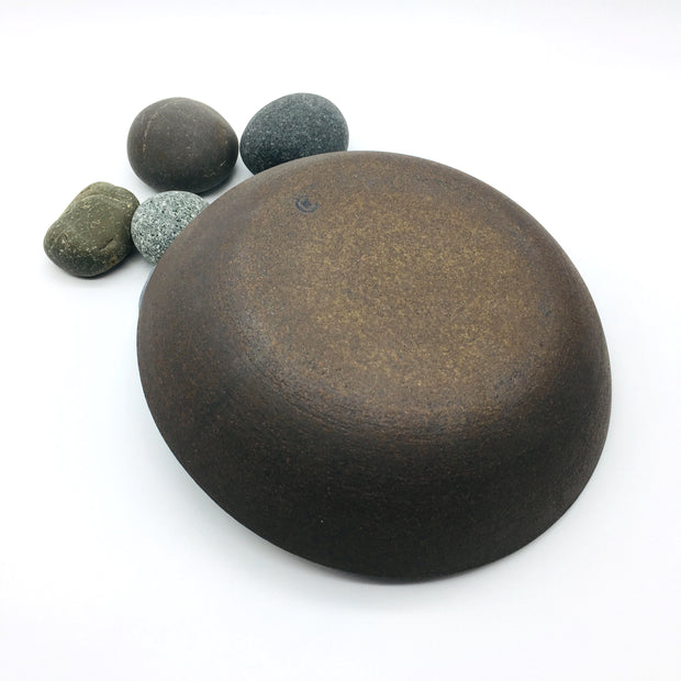 "STB85-B-MB | Stillness Bowl | 8.5"" x 2"" 