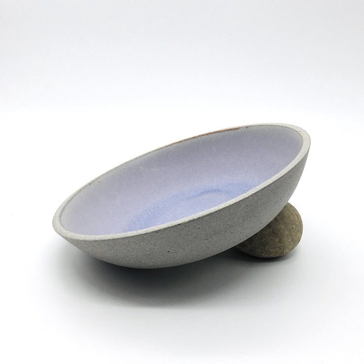 "STB85-G-LAV | Stillness Bowl | 8.5"" x 2"" 