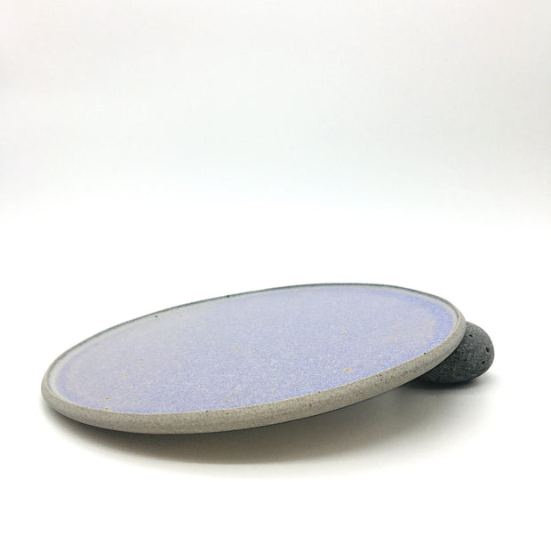 STP11-G-LAV | Stillness Plate | 11"