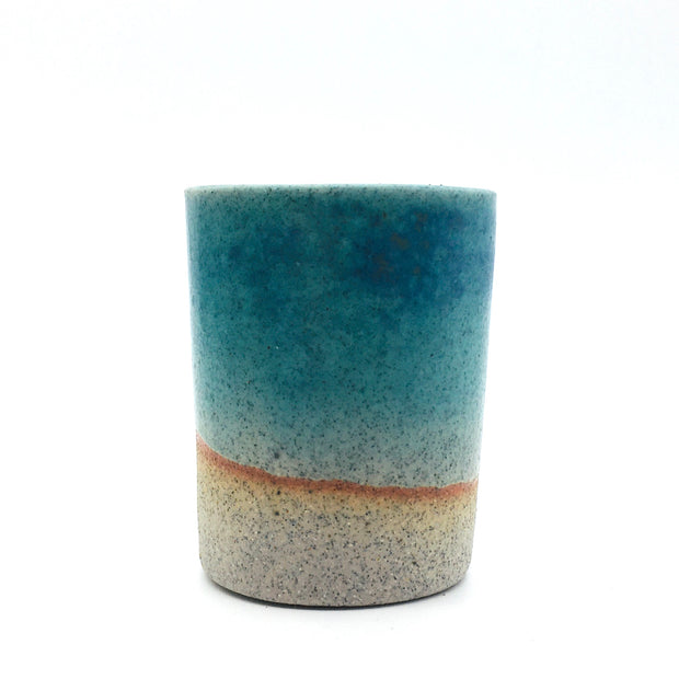 Tumbler | 2 fl oz | Greystone/Navajo Blue (NOT FOOD SAFE)