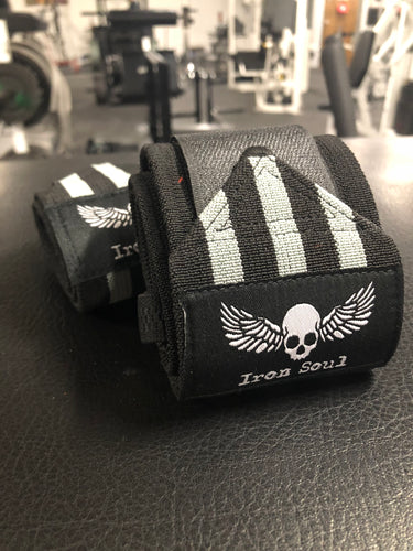Iron Soul Super Heavy Wrist Wraps