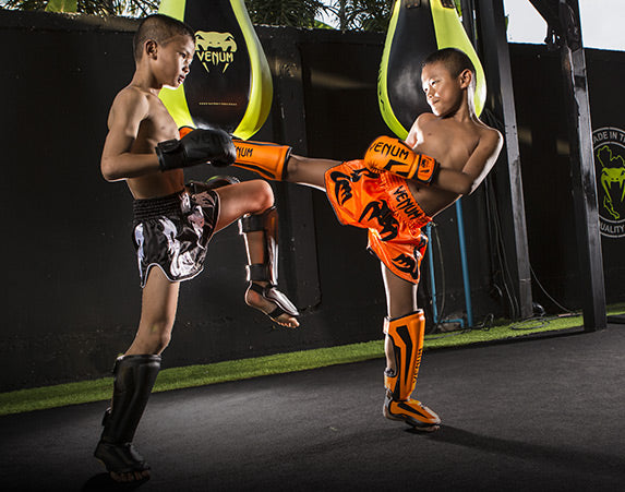 Muay Thai equipment for kids