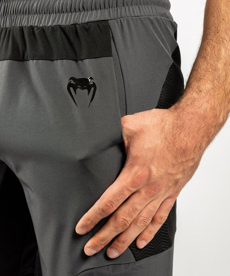Venum G-Fit Training Shorts – Grey/Black  picture 10