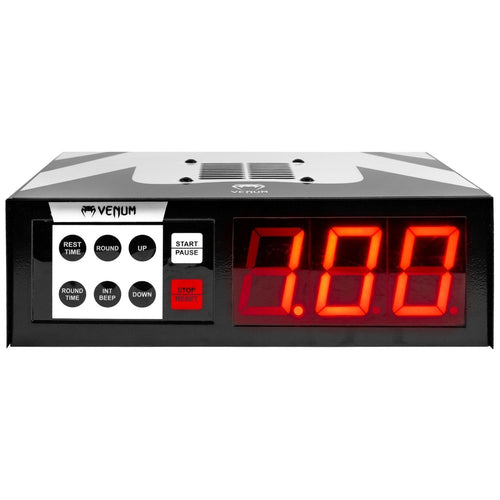 Venum Boxing Timer – Black/White picture 2
