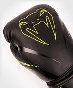Venum Impact Boxing Gloves - Black/Neo Yellow - picture 5
