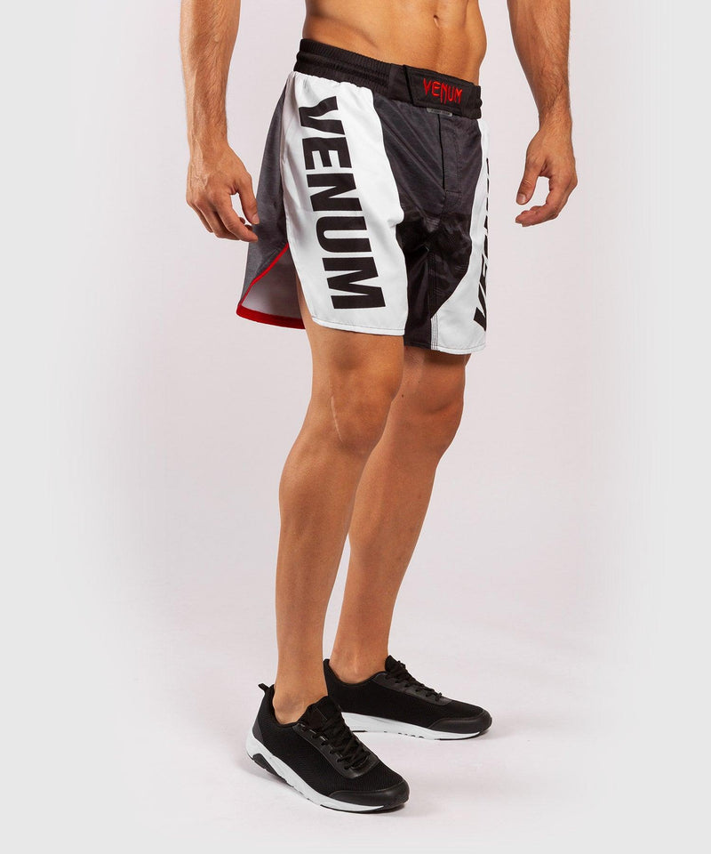 Venum Bandit Fightshort - Black/Grey picture 4