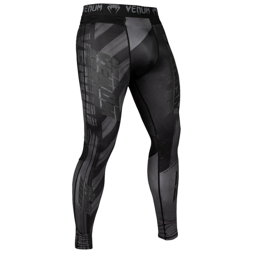 Venum AMRAP Spats – Black/Grey picture 1