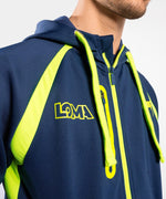 Venum Origins Hoodie Loma Edition Blue/Yellow picture 10