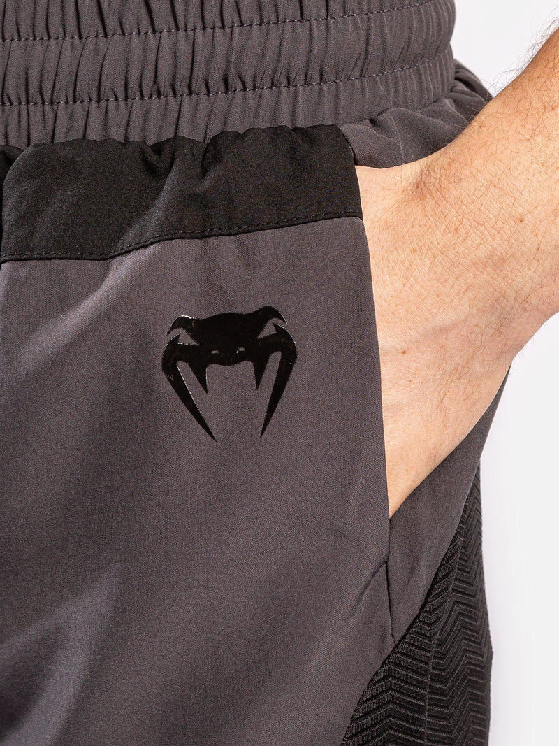 Venum G-Fit Training Shorts – Grey/Black  picture 7
