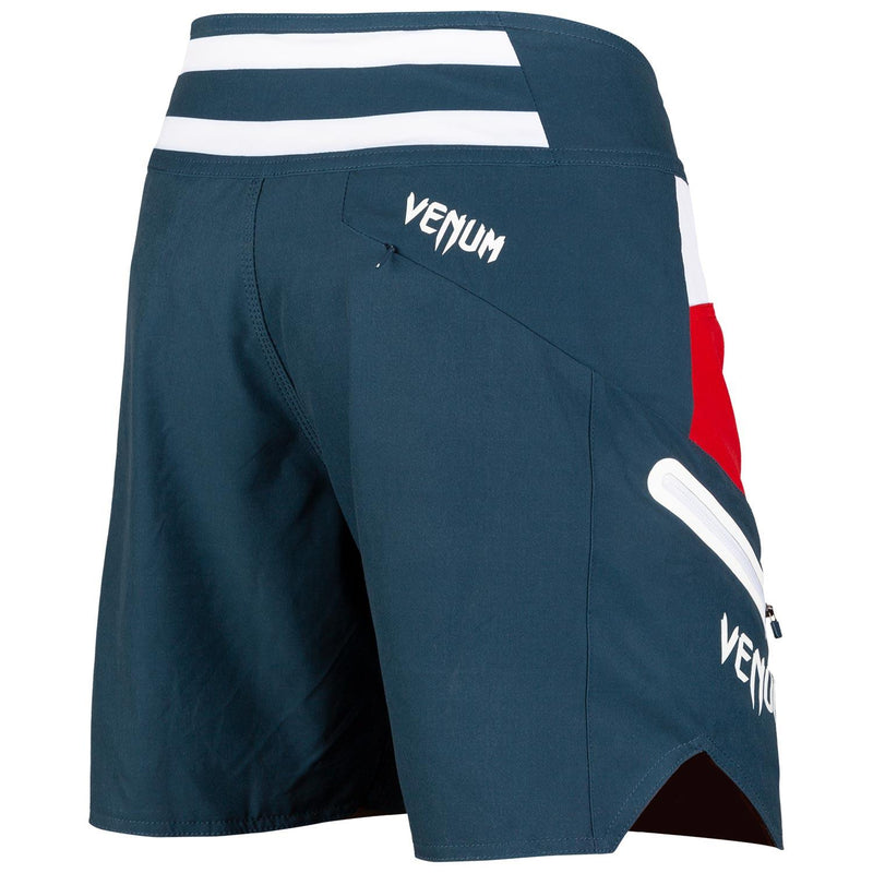 Venum Cargo Boardshorts - Dark blue/Raspberry-White picture 4