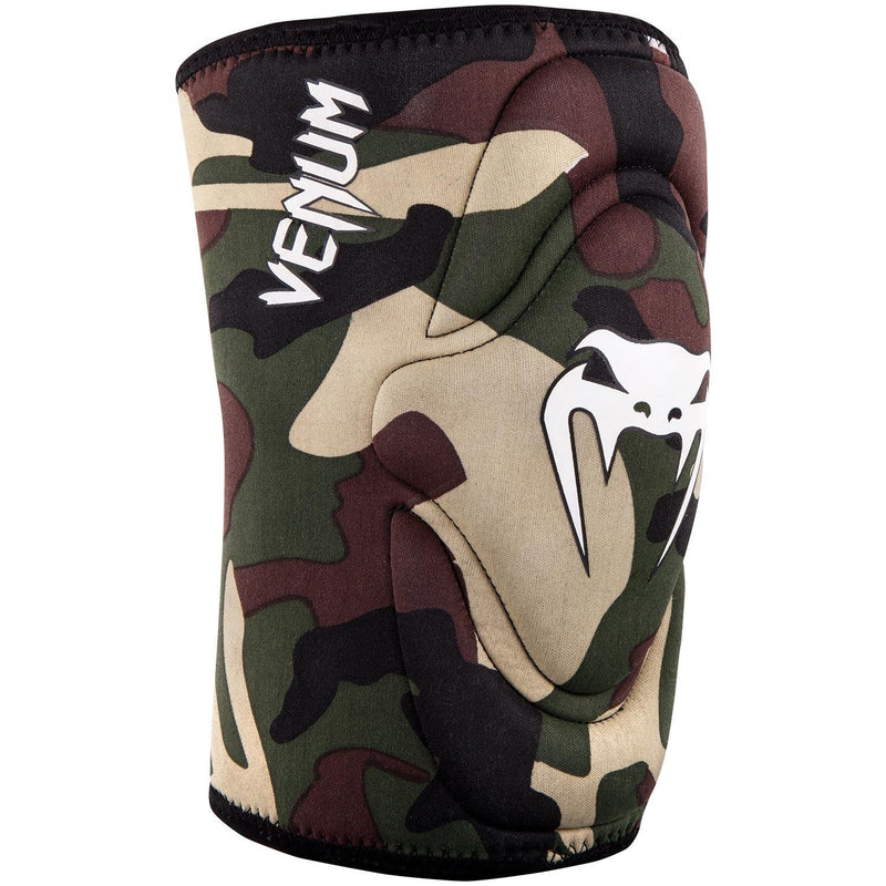 Venum Kontact Gel Knee Pad - Forest Camo picture 1