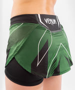 UFC Venum Authentic Fight Night Women's Skort – Green Picture 5