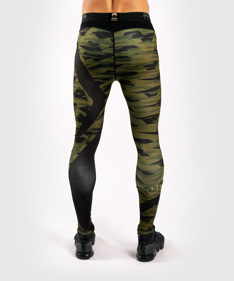 Venum Contender 5.0 Tights - Khaki camo picture 2