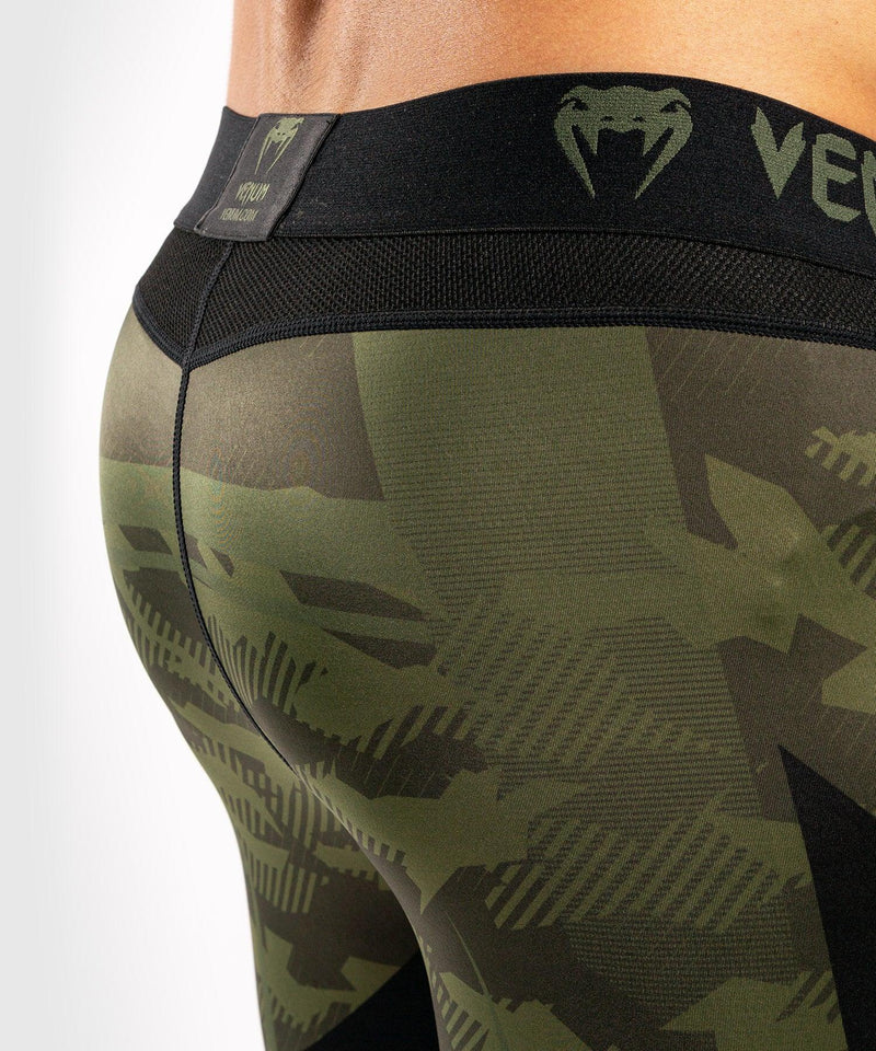 Venum Trooper Tights - Forest camo/Black picture 7