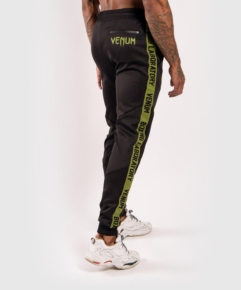 Venum Boxing Lab Joggers - Black/Green picture 4