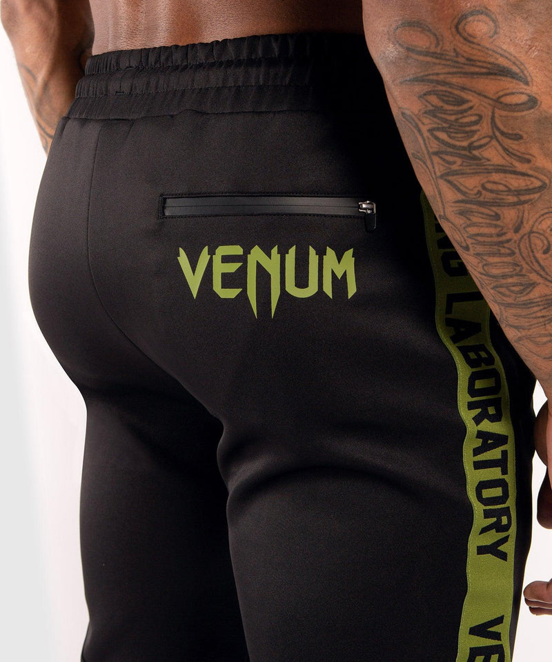 Venum Boxing Lab Joggers - Black/Green picture 8