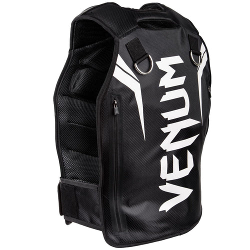 Venum Elite Weighted Vest - Black/White picture 2