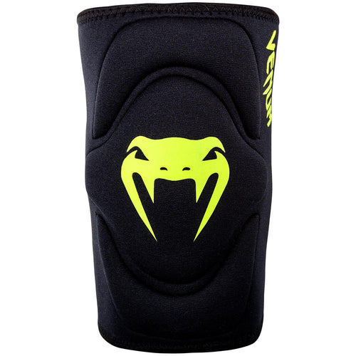 Venum Kontact Gel Knee Pad - Black/Neo Yellow picture 2