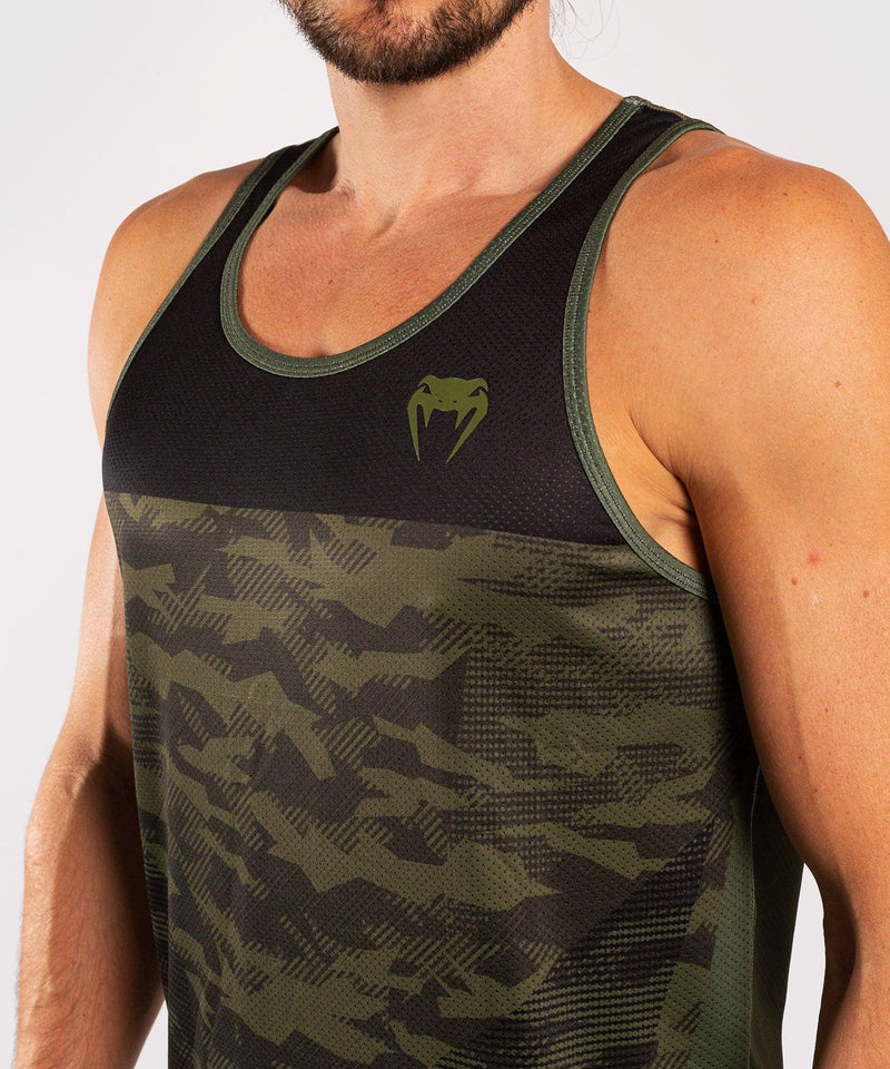 Venum Trooper Tank Top - Forest Camo/Black picture 6