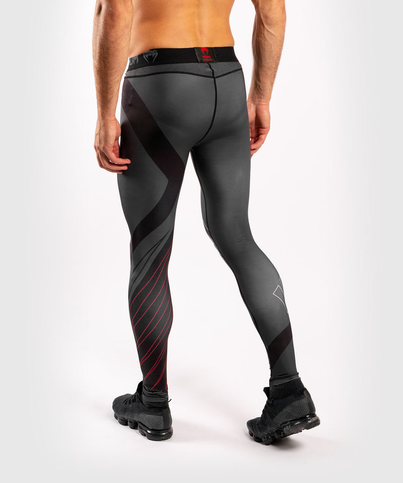 Venum Contender 5.0 Tights – Black/Red picture 4