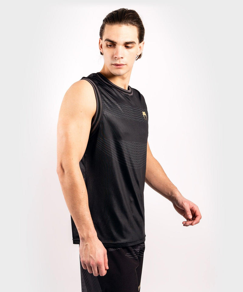 Venum Club 182 Tank Top - Black/Gold picture 4
