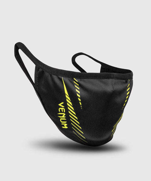 VENUM FACE MASK - Black/Neo Yellow picture 1