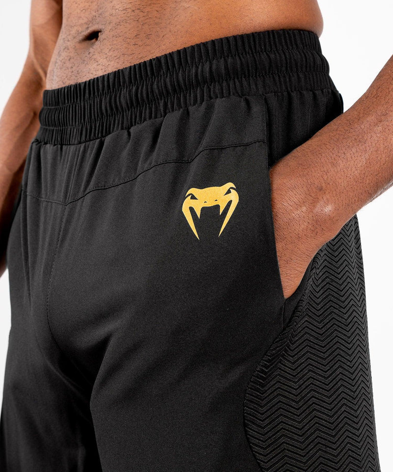 Venum G-Fit Training Shorts – Black/Gold picture 5
