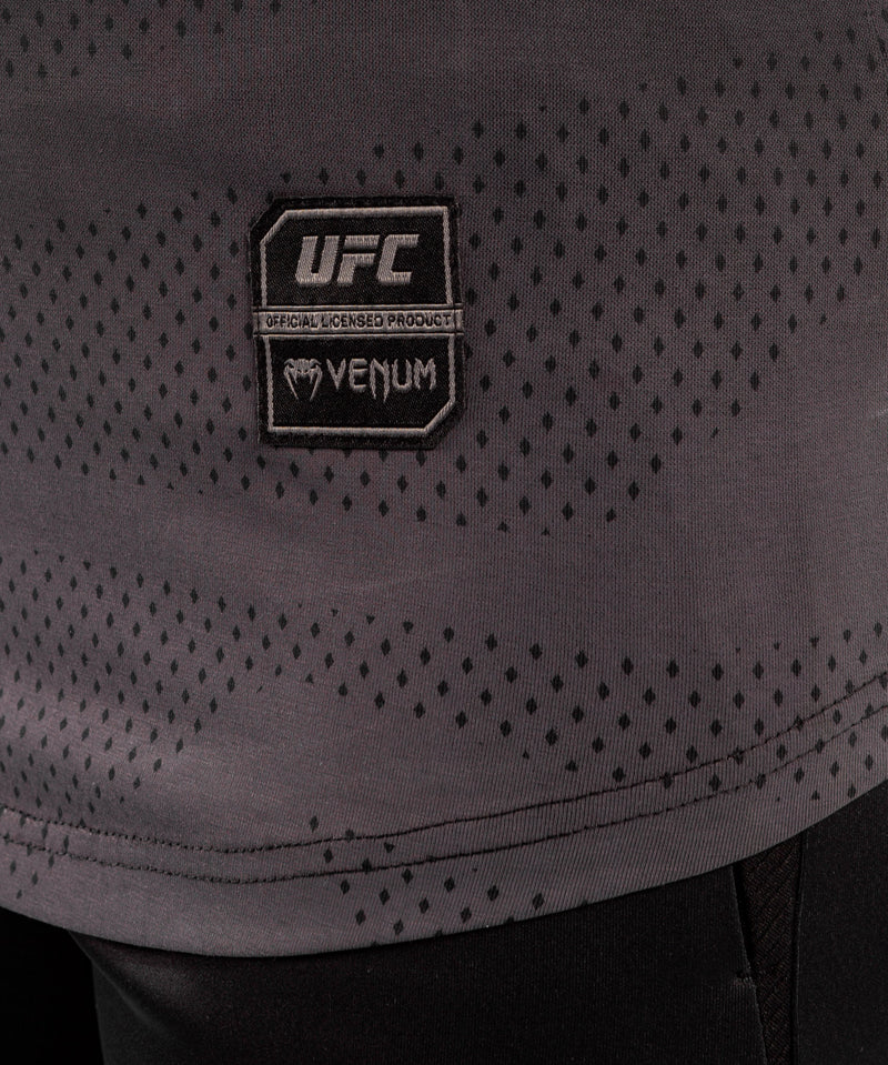UFC Venum Authentic Fight Week 2 Women's Short Sleeve T-shirt – Black Picture 5