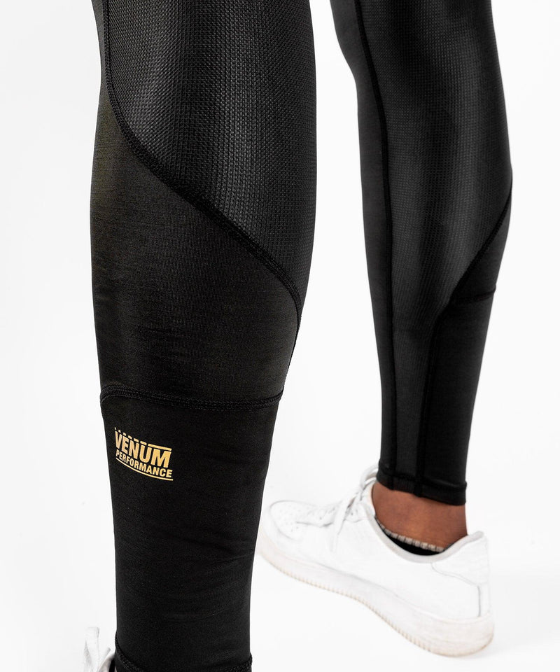 Venum G-Fit Spats – Black/Gold picture 8