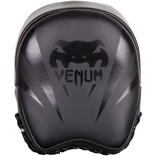Venum Elite Mini Focus Mitts – Black/Black picture 2