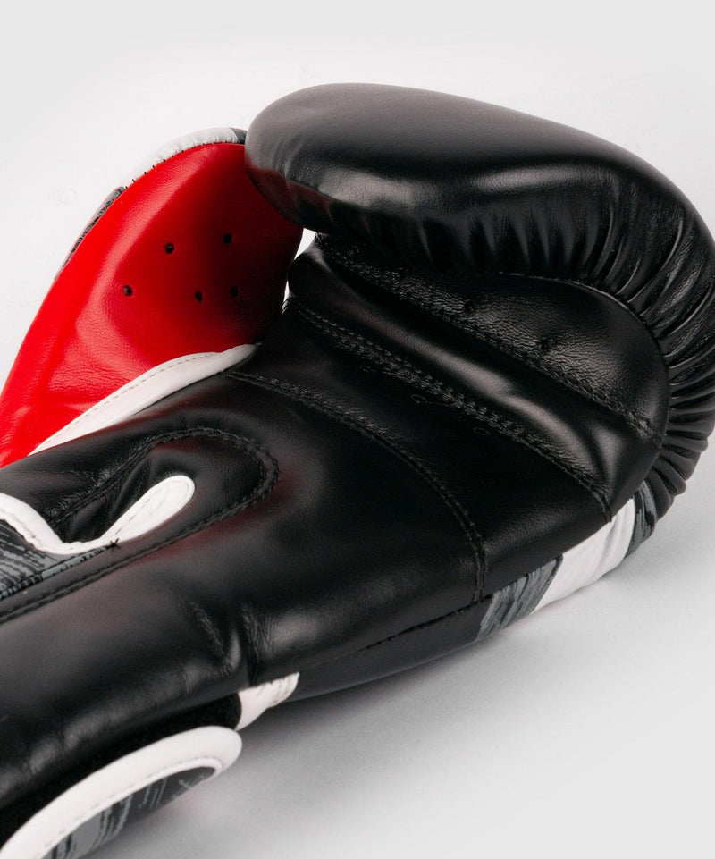 Venum Bandit boxing gloves - for kids - Black/Grey picture 4