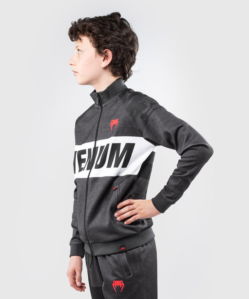 Venum Bandit jacket - for kids - Black/Grey picture 4