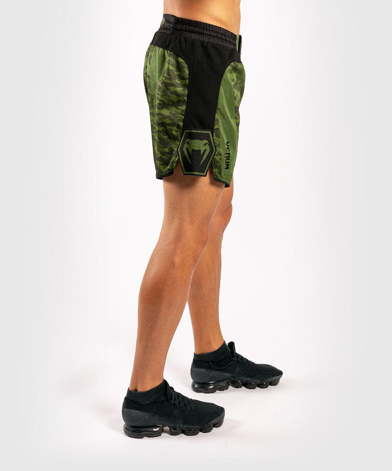 Venum Trooper Fightshorts - Forest camo/Black picture 5