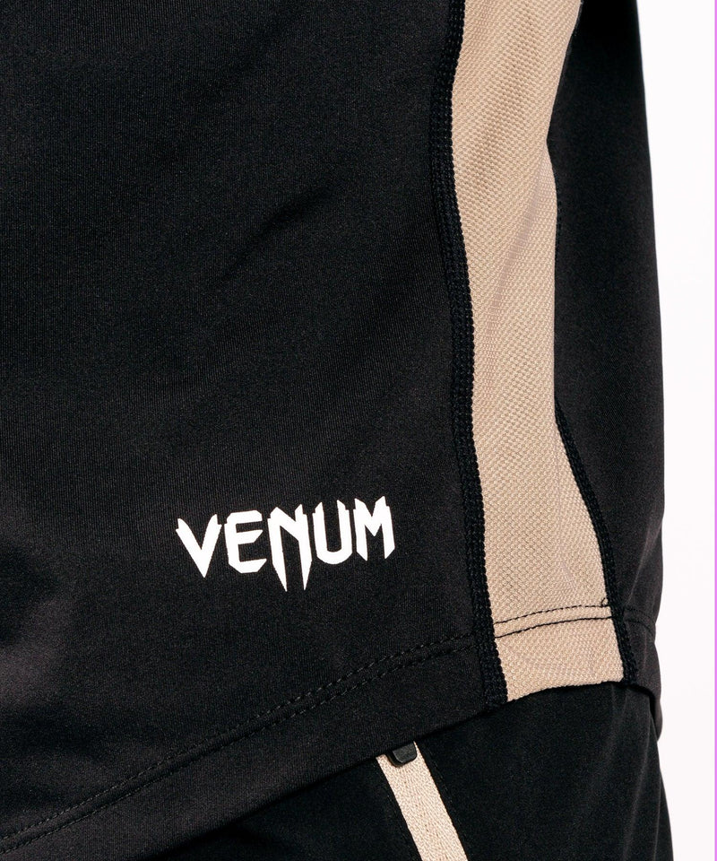 Venum Origins Dry Tech T-shirt - Black/White picture 7