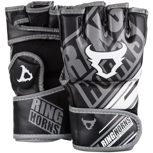 Ringhorns Nitro MMA Gloves - Black picture 1