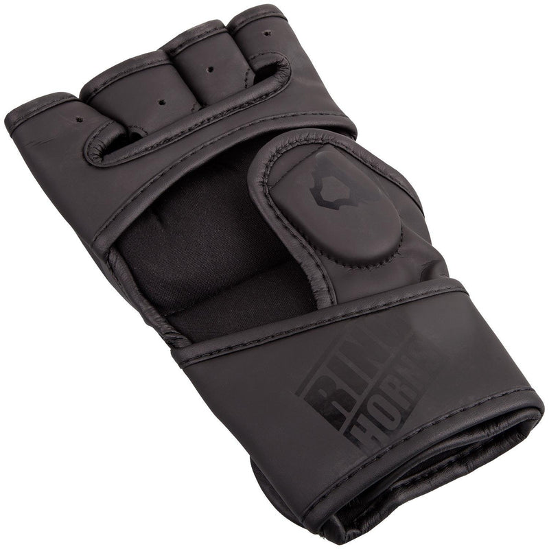 Ringhorns Charger MMA Gloves - Black/Black picture 3