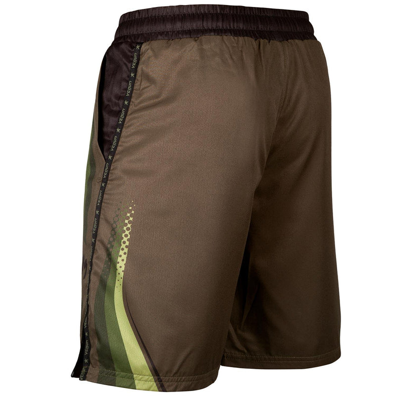 Venum Cutback 2.0 Training Shorts – Khaki/Black picture 4