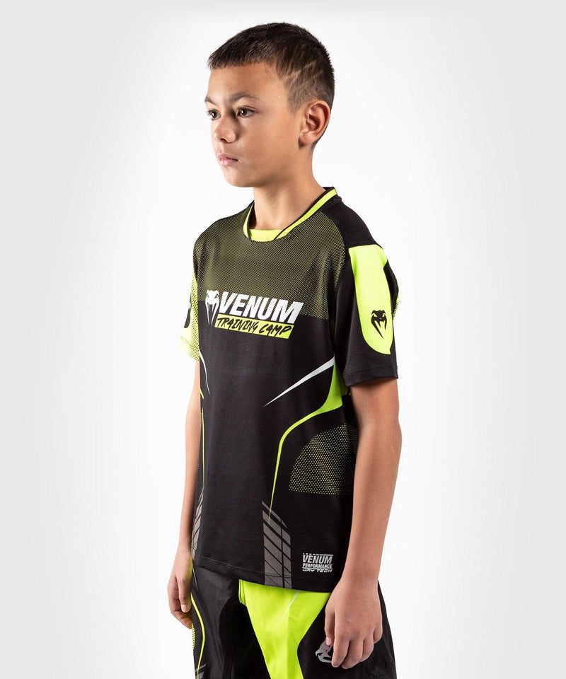Venum Training Camp 3.0 Kids Dry Tech T-shirt - picture 3