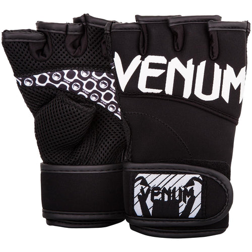 Venum Aero Body Fitness Gloves – Black/White picture 1
