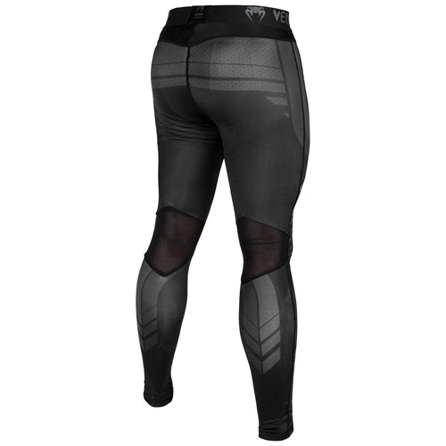 Venum Technical 2.0 Spats – Black/Black picture 4