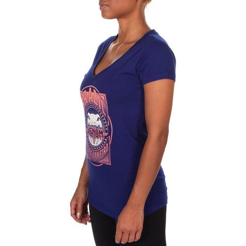 Venum Carioca Women T-Shirt - Navy blue picture 2