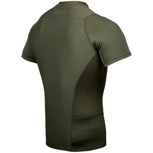 Venum G-Fit Rashguard - Short Sleeves – Khaki picture 3